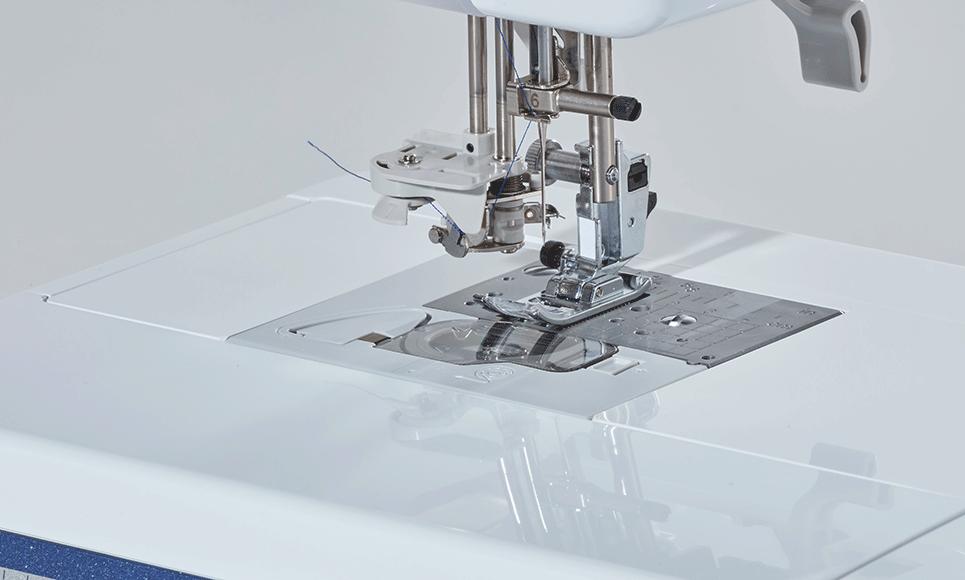 Innov-is V5LE naai-, quilt- en borduurmachine 4