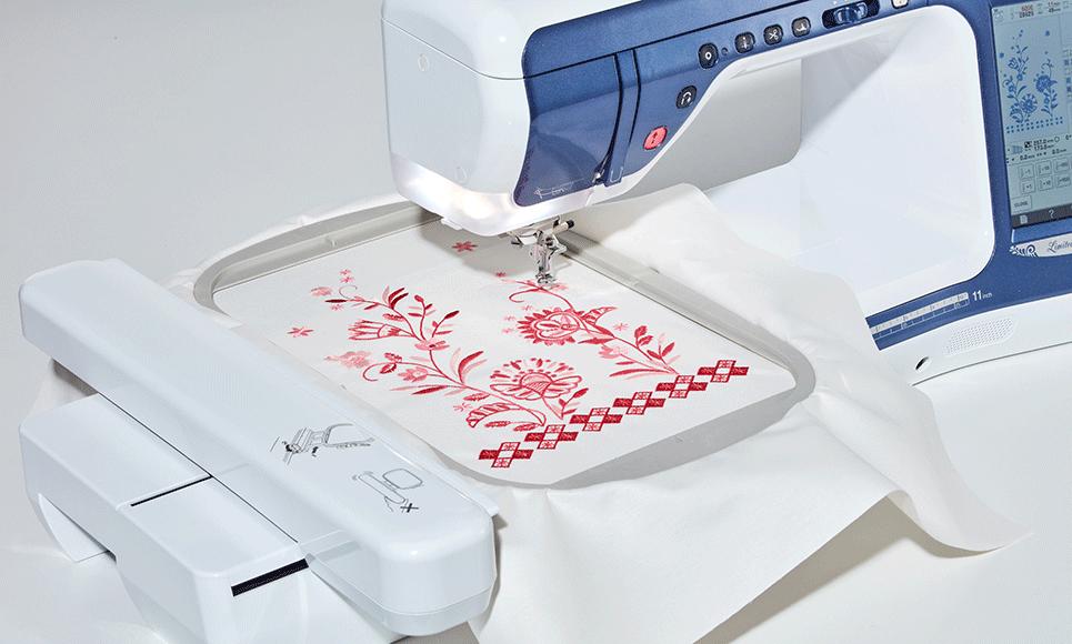 Innov-is V5LE naai-, quilt- en borduurmachine 5