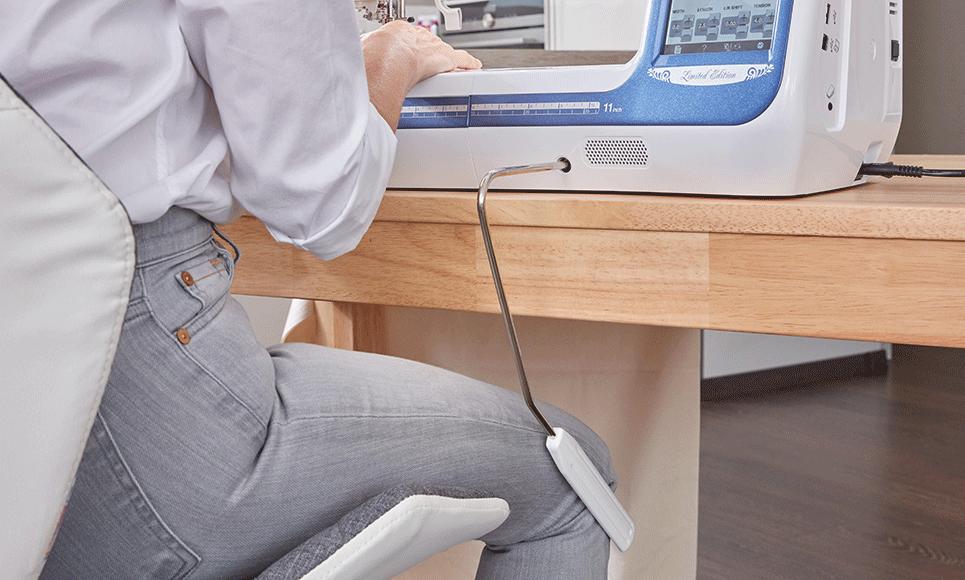 Innov-is V5LE швейно-вышивальная машина  7
