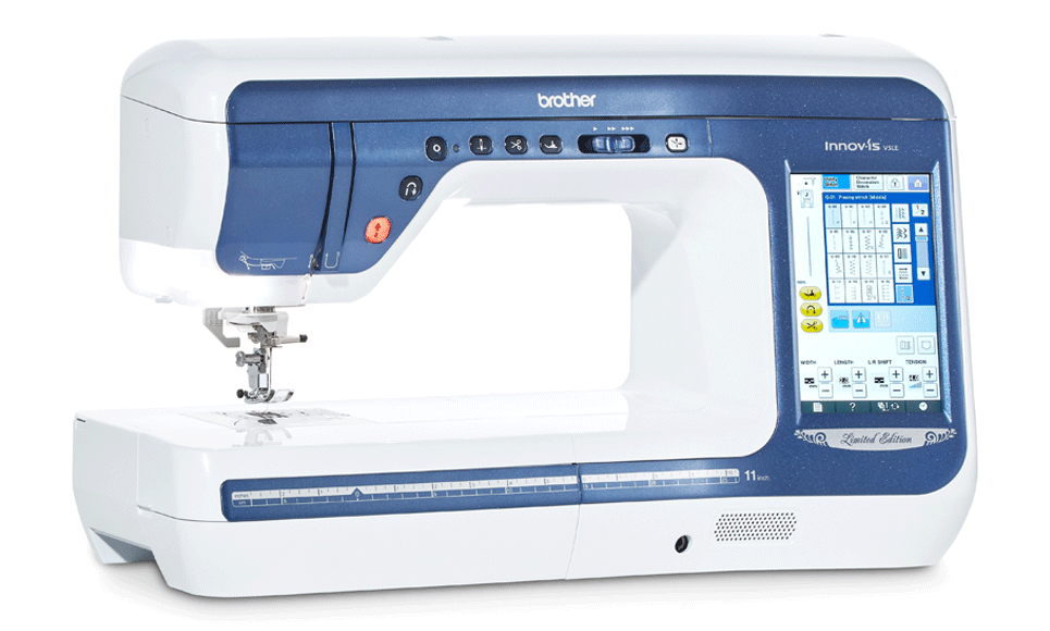 Innov-is V5LE naai-, quilt- en borduurmachine 2