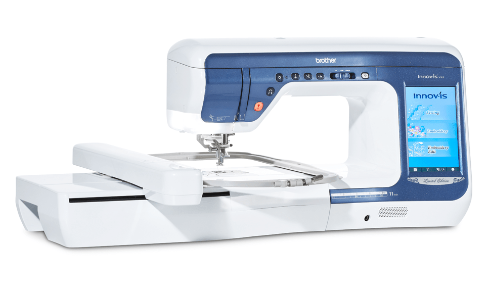 Innov-is V5LE sewing, quilting and embroidery machine