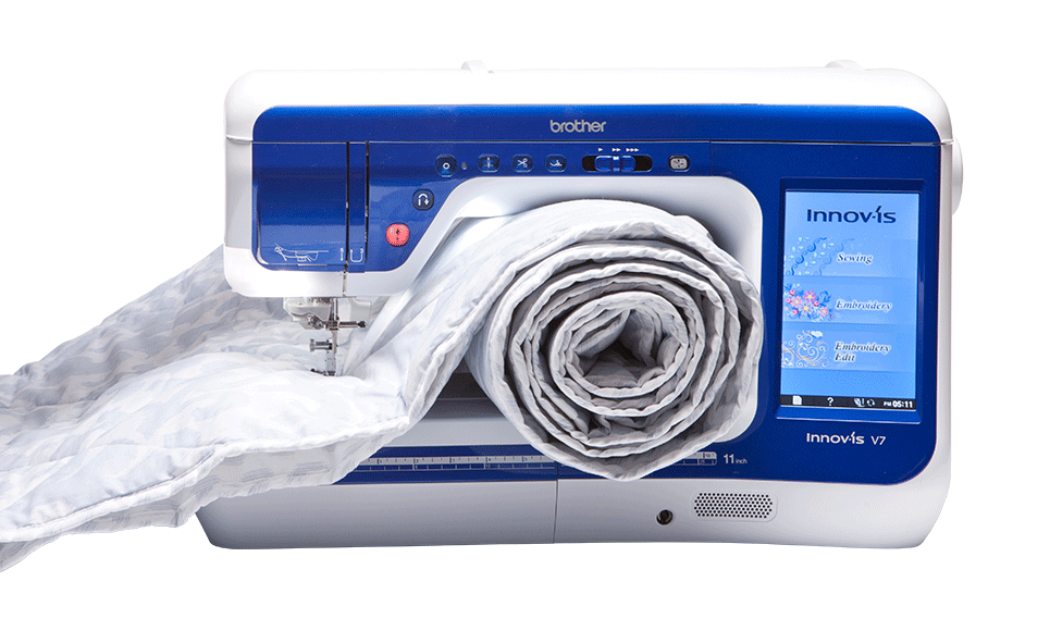 Innov-is V7 sewing, quilting and embroidery machine 6