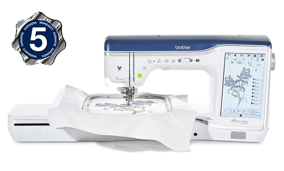Innov-is Stellaire XJ1 sewing, quilting and embroidery machine