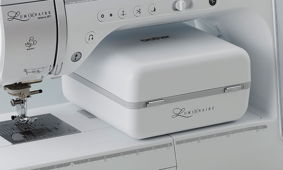 Luminaire Innov-is XP1 Sewing, Quilting and Embroidery Machine 3