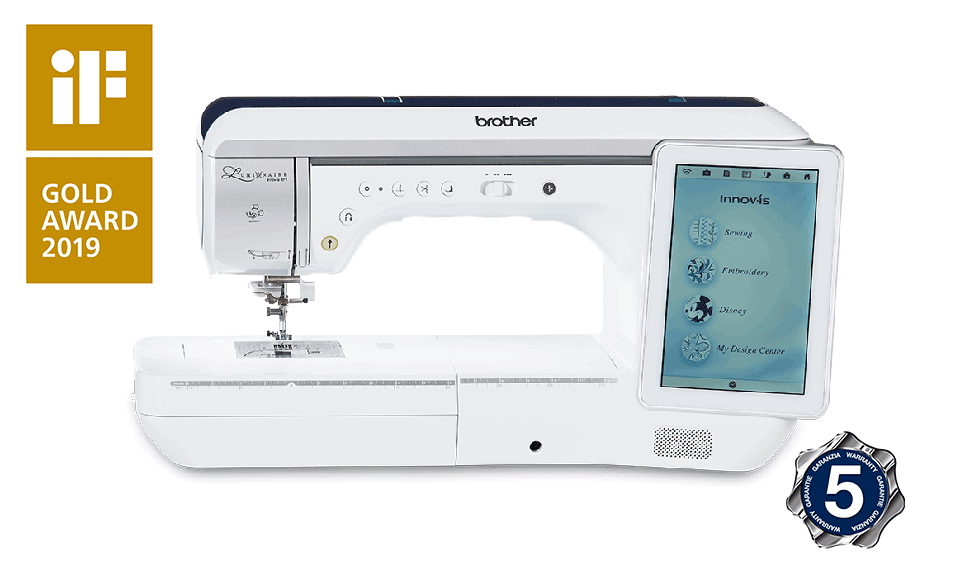Luminaire Innov-is XP1 Sewing, Quilting and Embroidery Machine 2