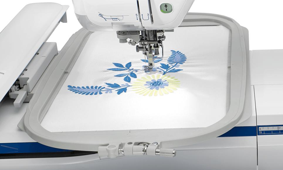 Innov-is XV швейно-вышивальная машина 5