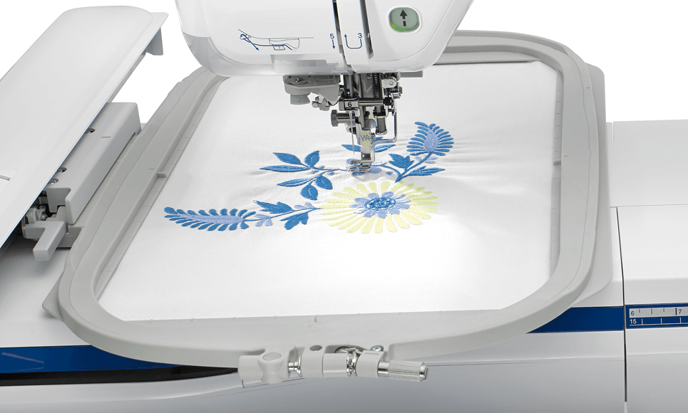 Innov-is XV sewing and embroidery machine 5