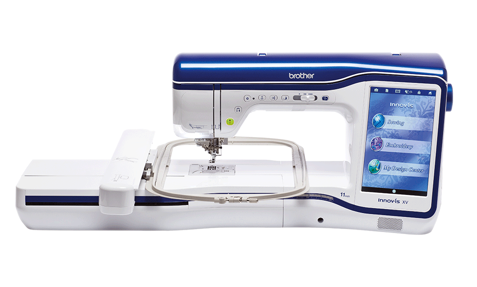 Innov-is XV sewing and embroidery machine 2