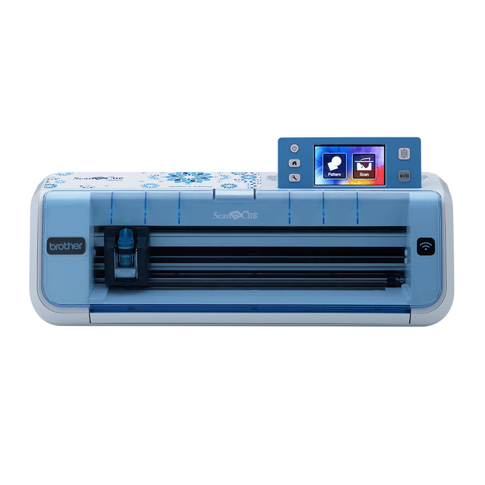 ScanNCut CM800Q home and hobby cutting machine for quilters 2