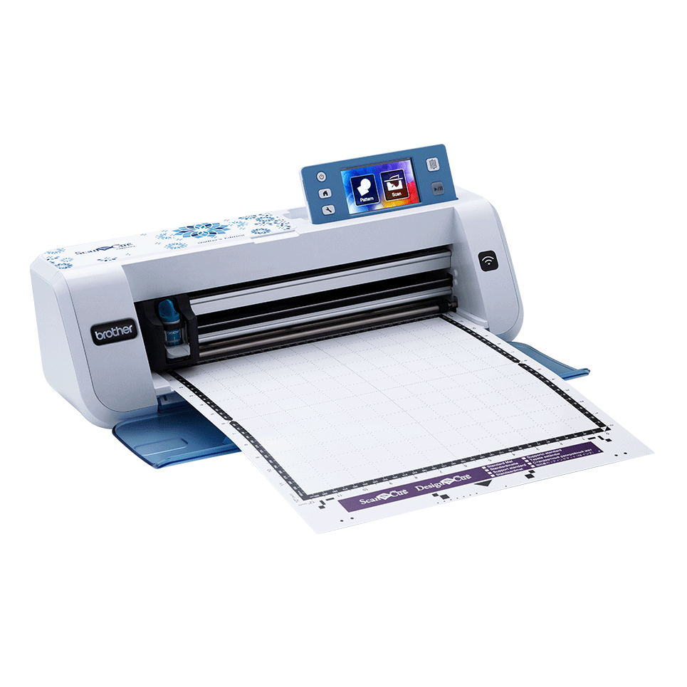 ScanNCut CM800Q home and hobby cutting machine for quilters