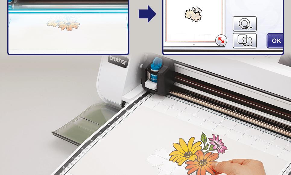 ScanNCut CM900 Machine de découpe & traçage personnelle 4