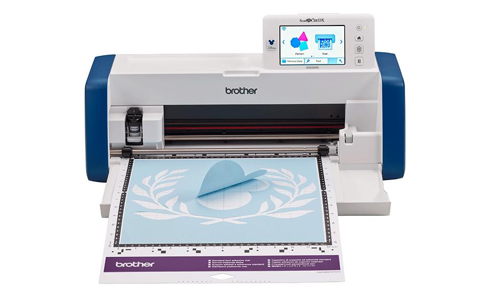 ScanNCut SDX2200D Disney thuis- en hobby-snijmachine  2