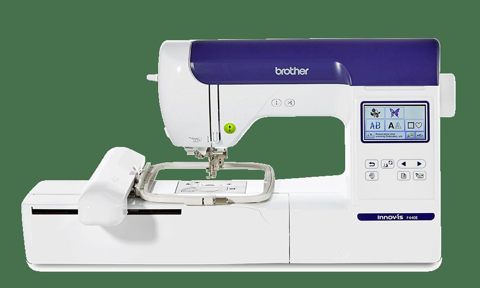 Innov-is F440E embroidery machine