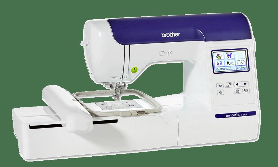 Innov-is F440E embroidery machine 2