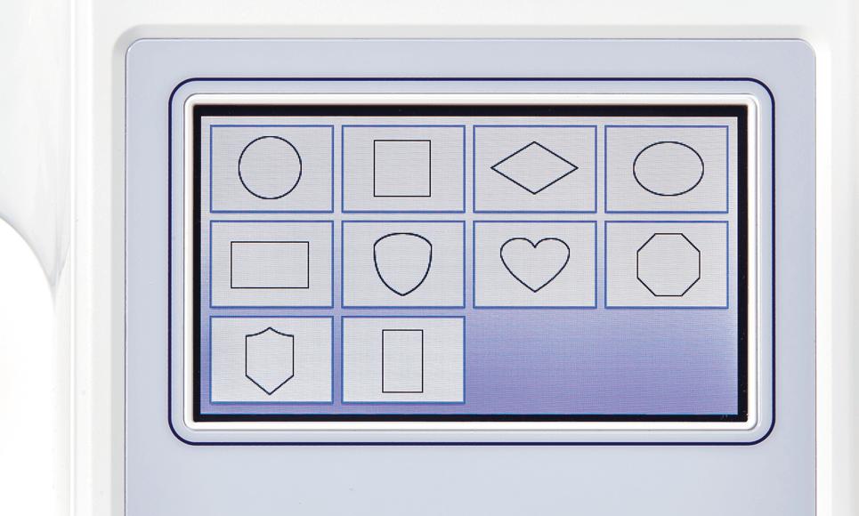 Innov-is F440E embroidery machine 8