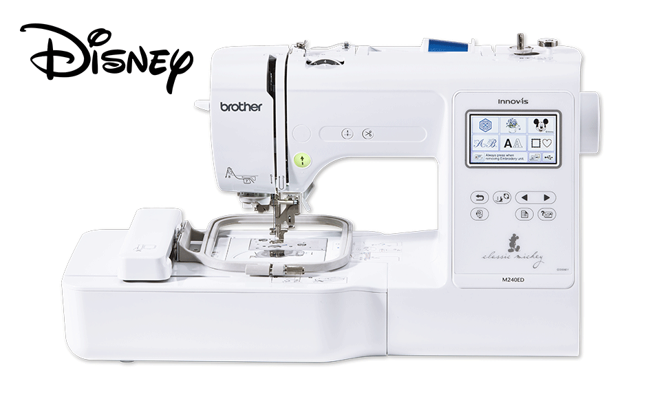 Innov-is M240ED embroidery machine