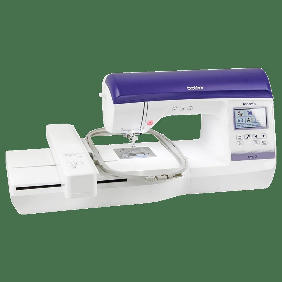 Innov-is NV850E вышивальная машина  8