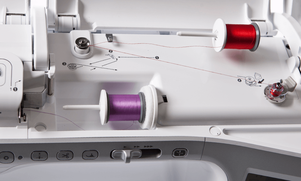 Innov-is V3 embroidery machine 3
