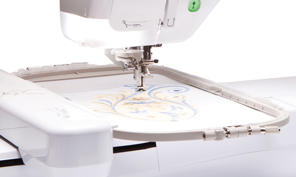 Innov-is V3 embroidery machine 4