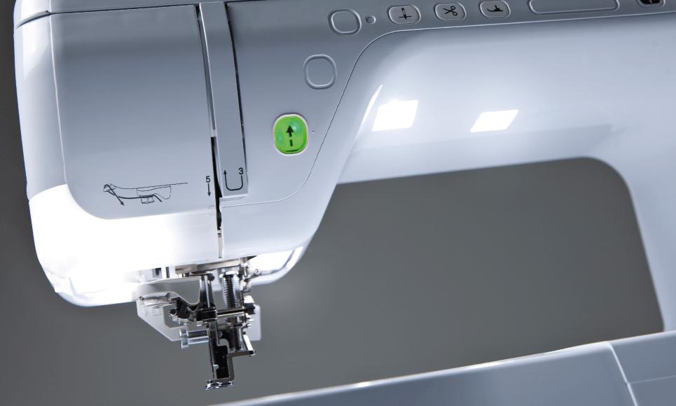 Innov-is V3 embroidery machine 5