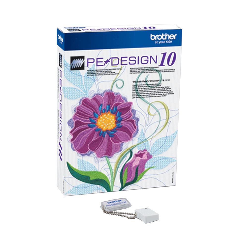 Программное обеспечение PE-Design 10