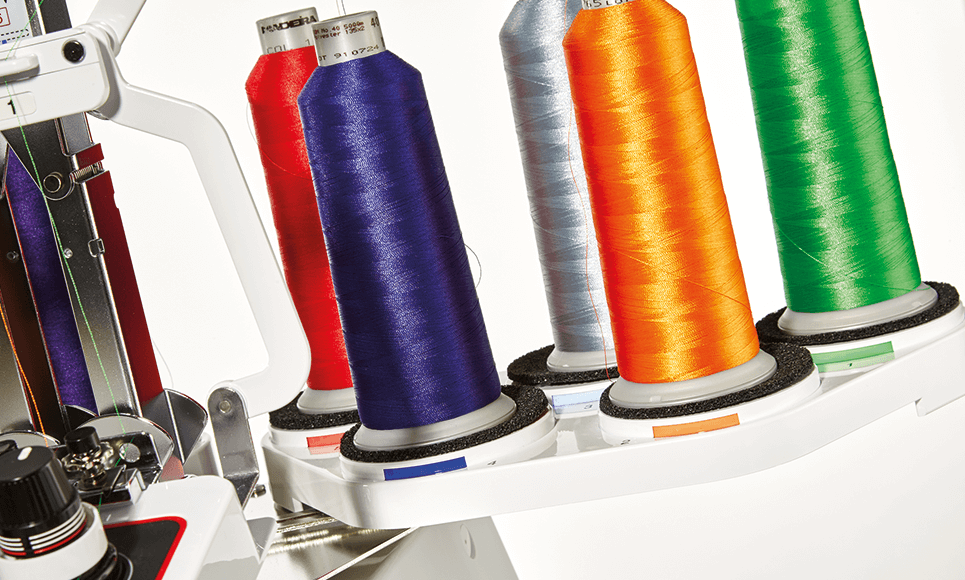 PR1050X embroidery machine 8