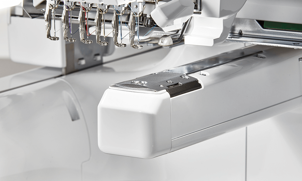 PR670E embroidery machine 4