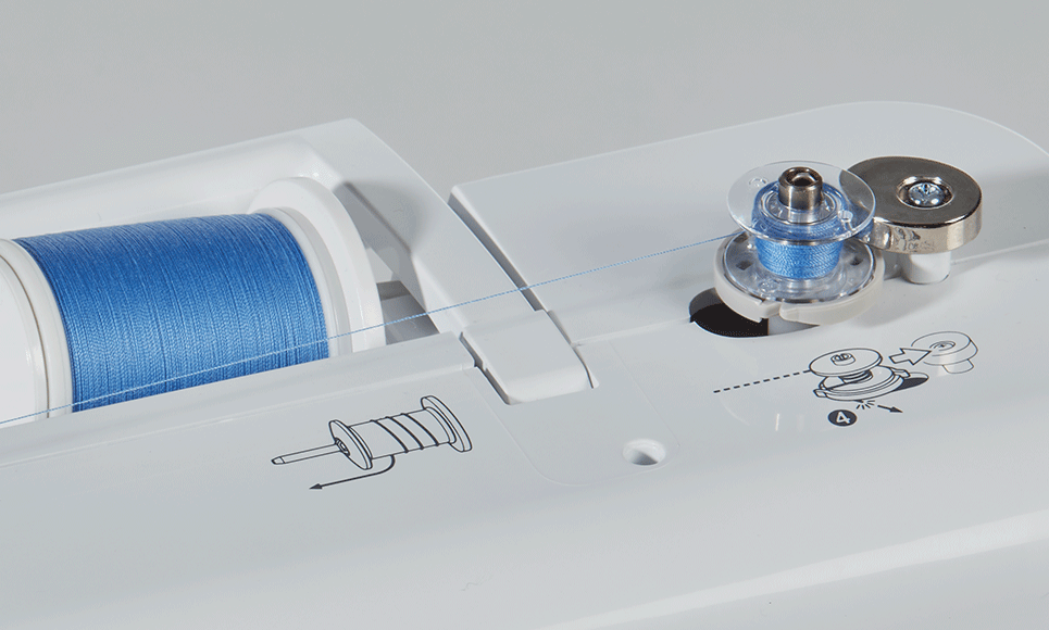 Innov-is A16 sewing machine 3