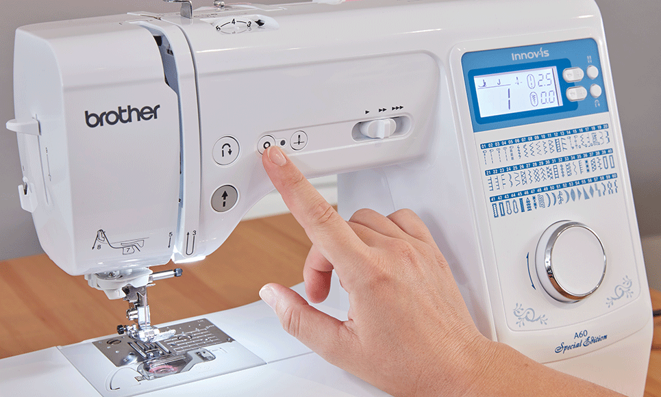 Innov-is A60SE sewing machine 5