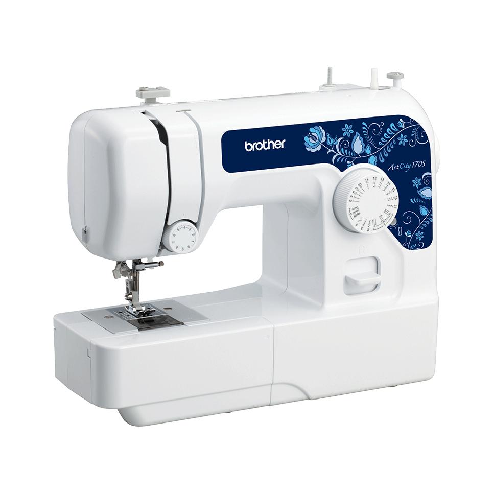 ArtCity170S электромеханическая швейная машина  5