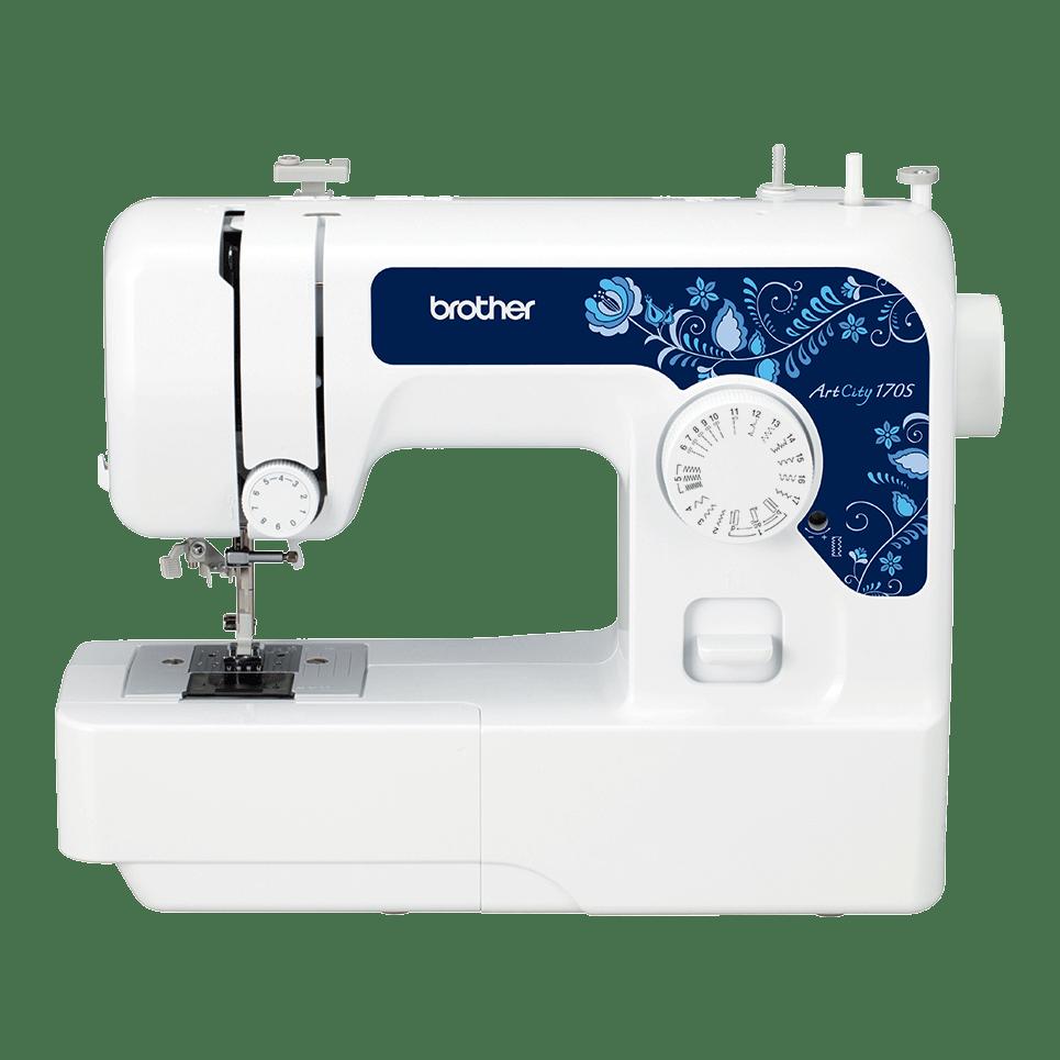 Электромеханическая швейная машина ArtCity170S вид спереди