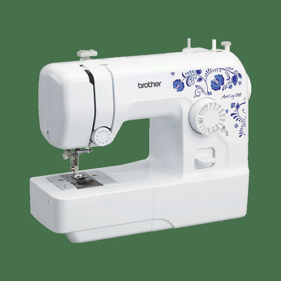 ArtCity 190 электромеханическая швейная машина  5