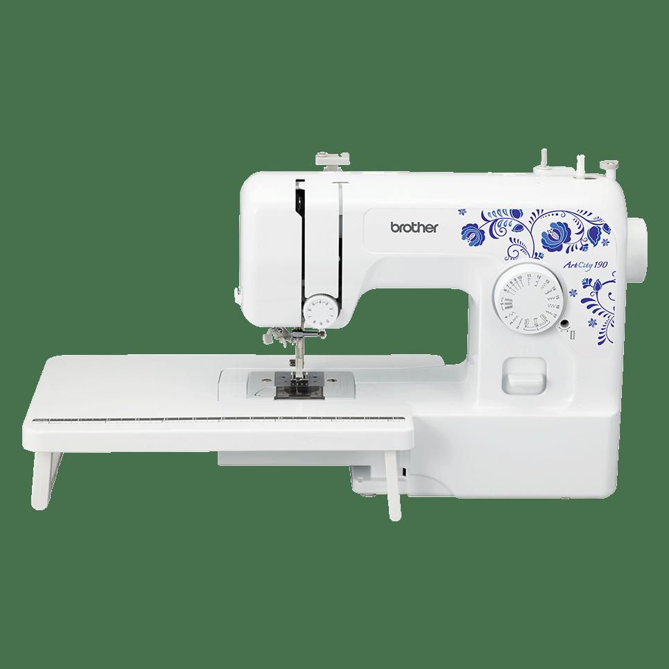 ArtCity 190 электромеханическая швейная машина