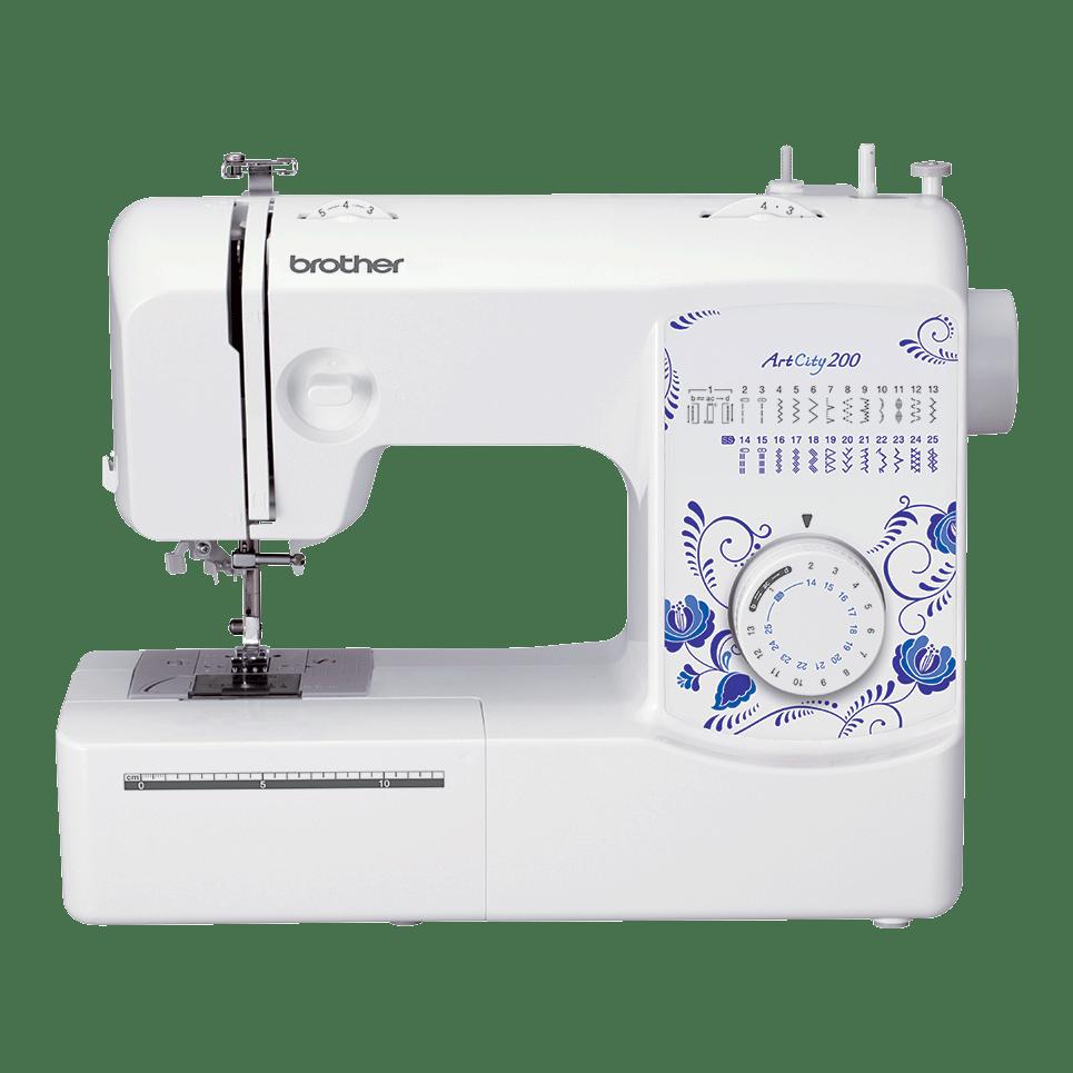 ArtCity 200 электромеханическая швейная машина