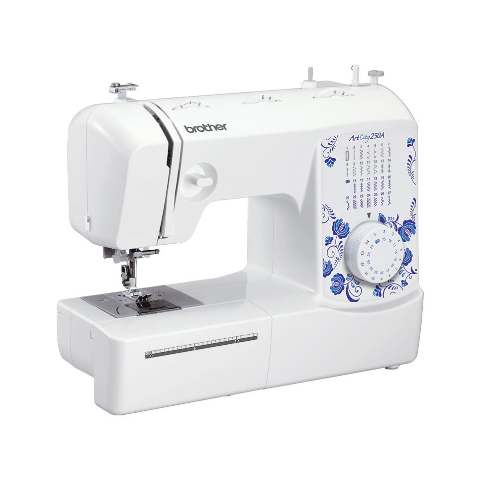 ArtCity 250A электромеханическая швейная машина  6