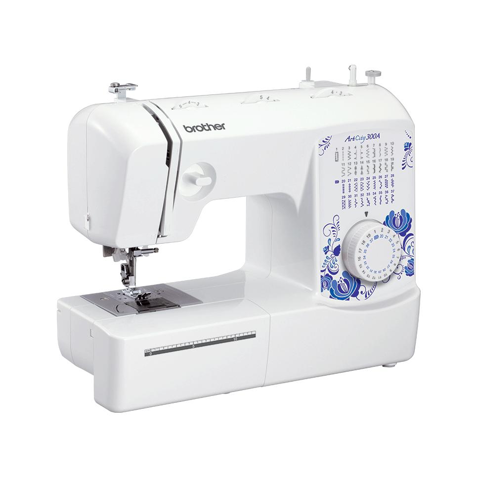 ArtCity 300A электромеханическая швейная машина  6