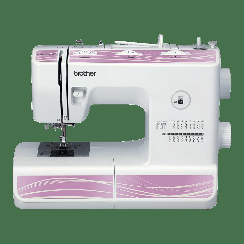 Classic 20 электромеханическая швейная машина