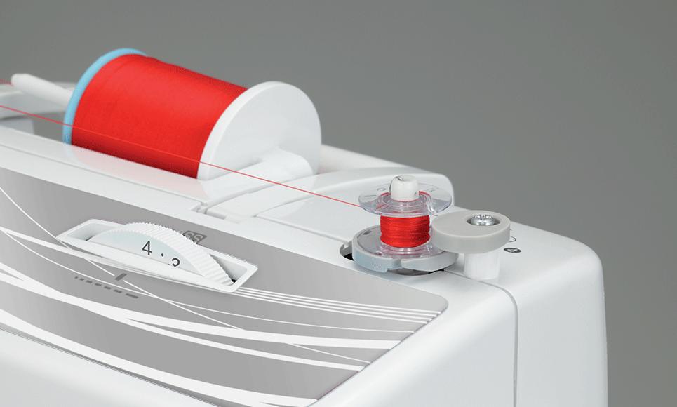 Classic 40 электромеханическая швейная машина  5