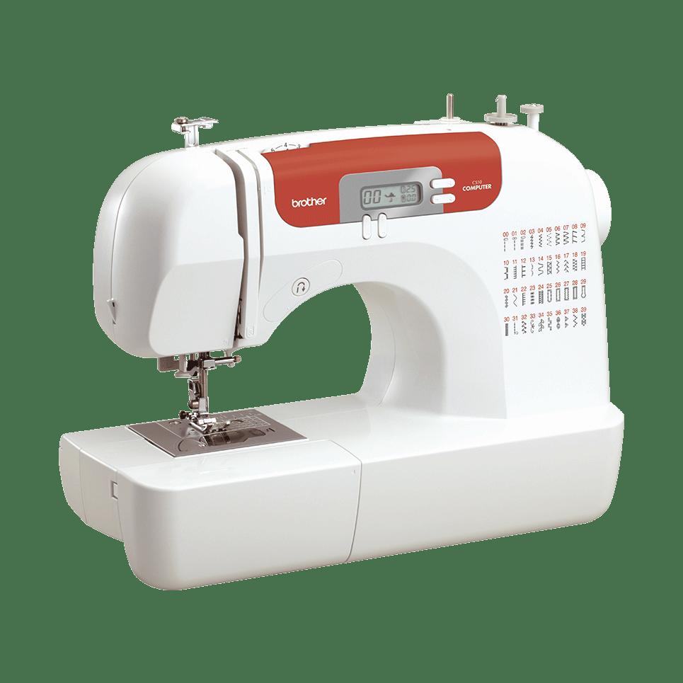 CS10 компьютеризованная швейная машина  8