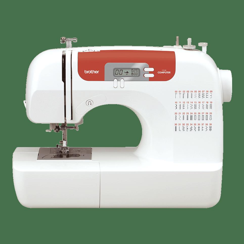 CS10 компьютеризованная швейная машина