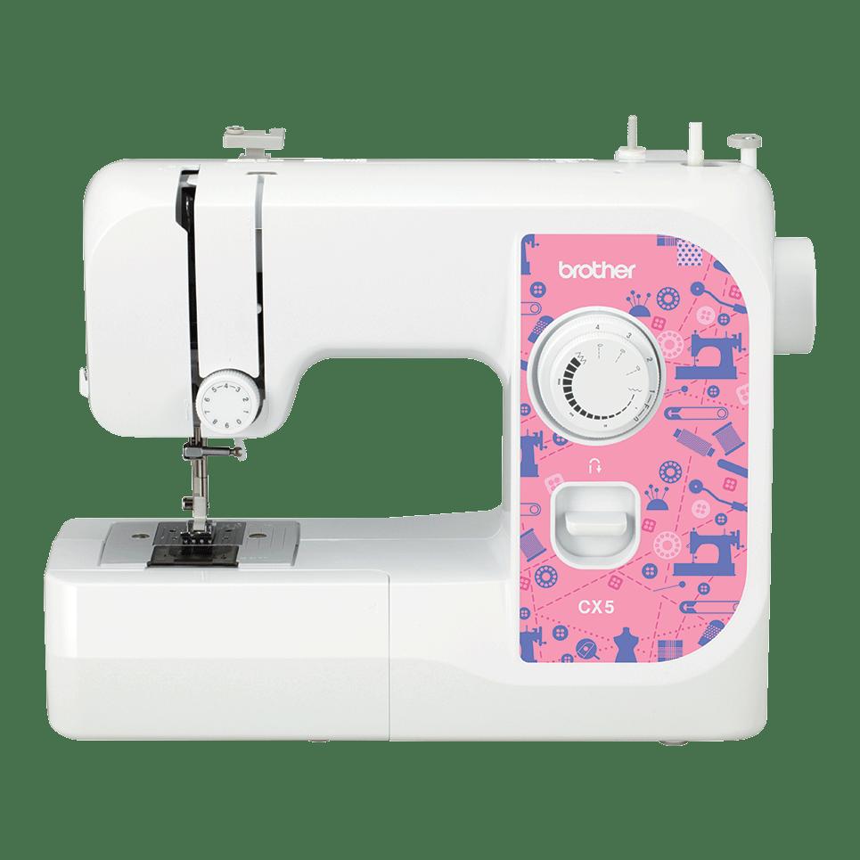 CX5  электромеханическая швейная машина