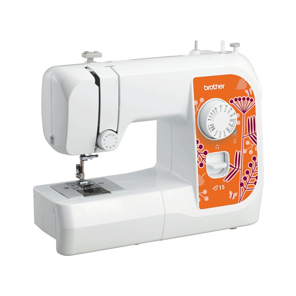 e15  электромеханическая швейная машина  5