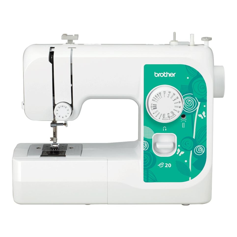 e20  электромеханическая швейная машина