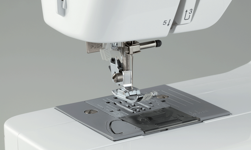 Elite 55 электромеханическая швейная машина  2