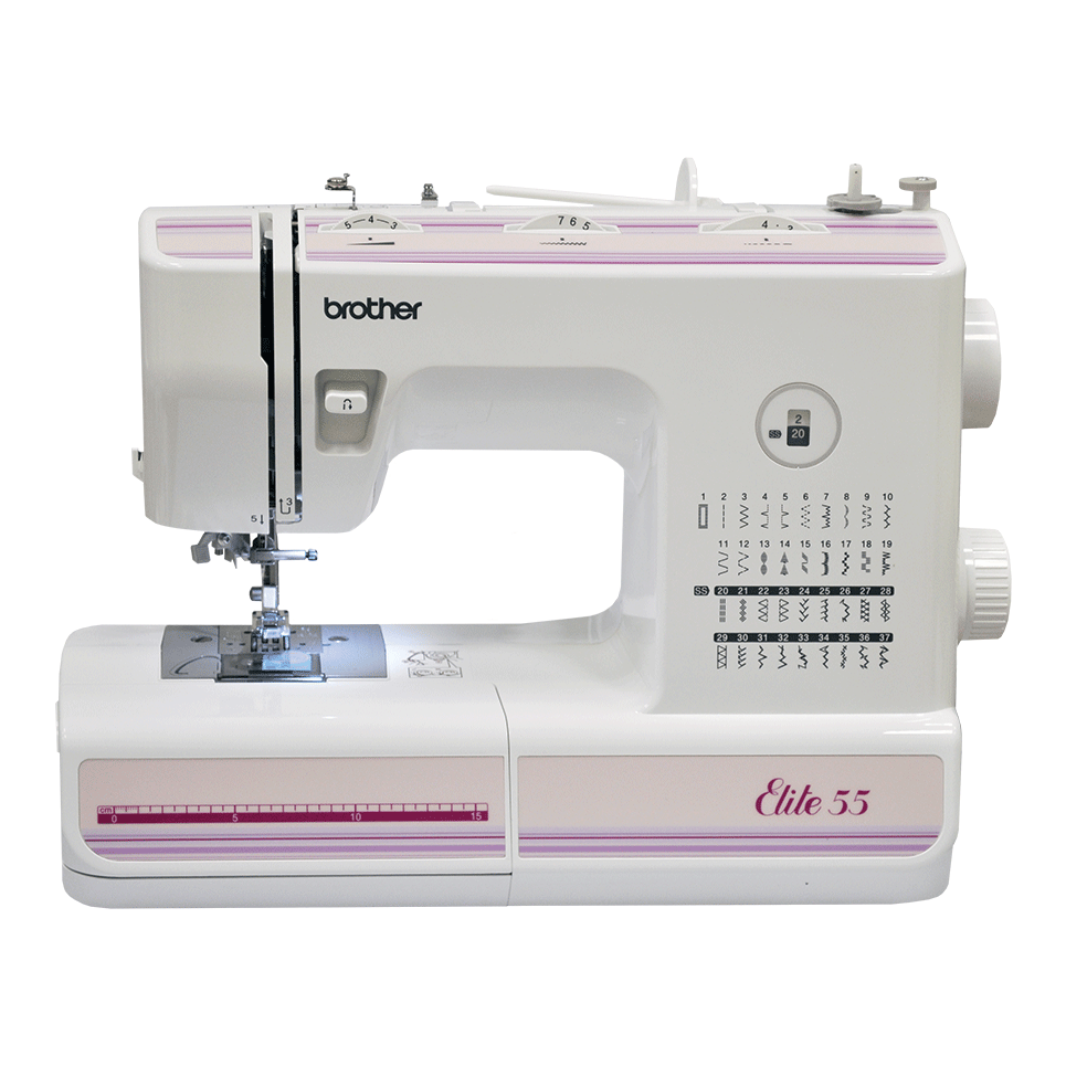 Elite 55 электромеханическая швейная машина