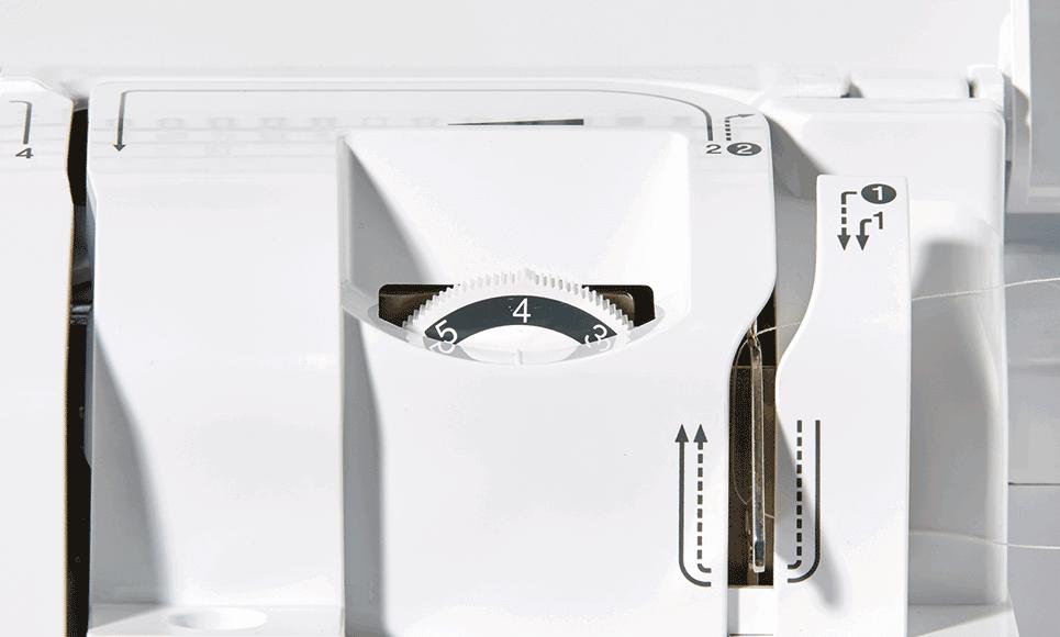 Innov-is F410 Machine à coudre  3