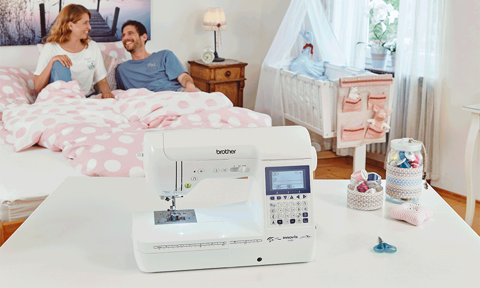 Innov-is F420 sewing machine 7
