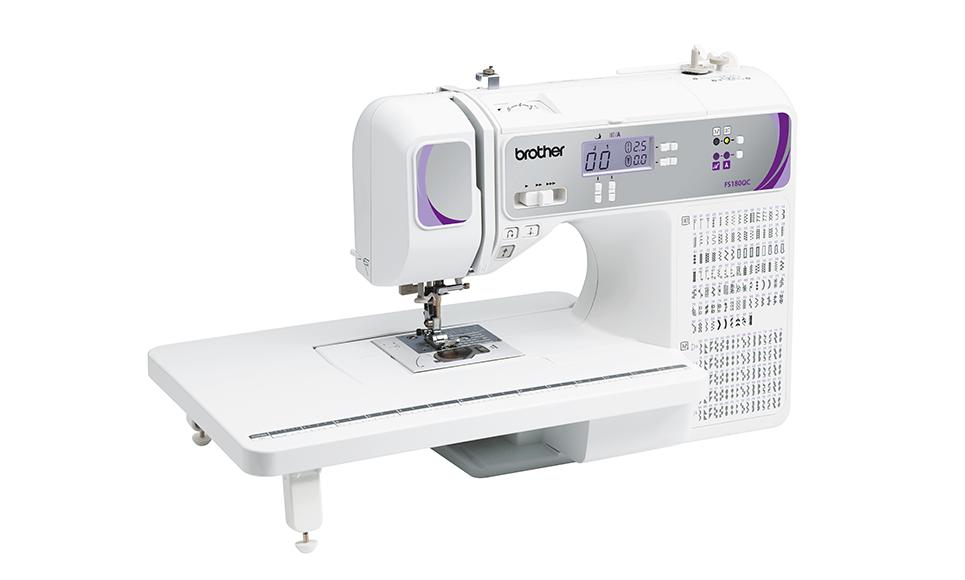 FS180QC Computerised sewing machine 3