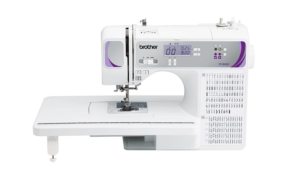 FS180QC Computerised sewing machine 4