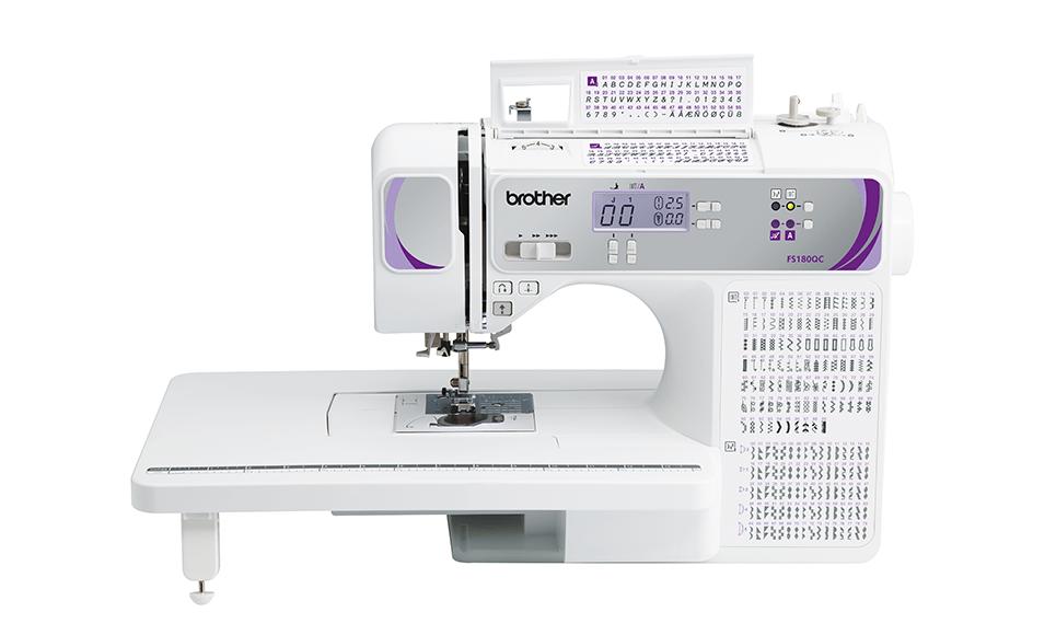 FS180QC Computerised sewing machine 5